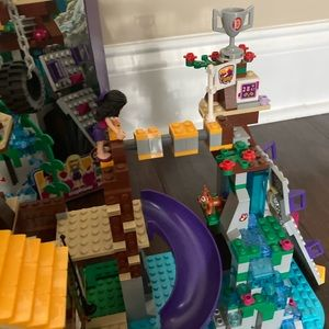 Lego Other - Lego Friends Adventure Camp Tree House 41122